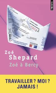 couverture Zoé à Bercy