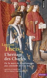 Couverture de l'ouvrage L'Héritage des Charles