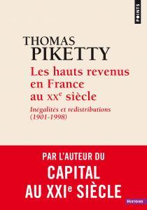 Couverture de l'ouvrage Les Hauts Revenus en France au XXe siècle