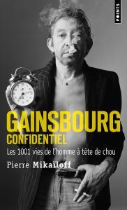 couverture Gainsbourg confidentiel