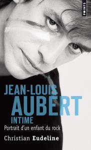 couverture Jean-Louis Aubert intime