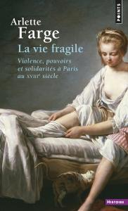 Couverture de l'ouvrage La Vie fragile