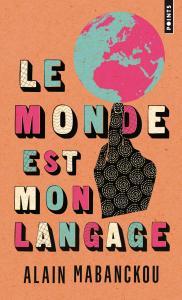 couverture Le Monde est mon langage