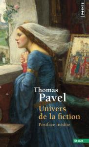 couverture Univers de la fiction