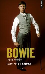 couverture Bowie, l'autre histoire