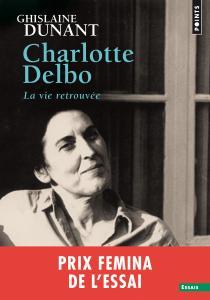 couverture Charlotte Delbo