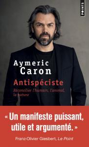 couverture Antispéciste