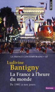 couverture La France à l'heure du monde