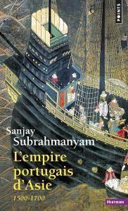 couverture L'Empire portugais d'Asie