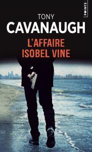 couverture L'Affaire Isobel Vine