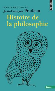 Couverture de l'ouvrage Histoire de la philosophie