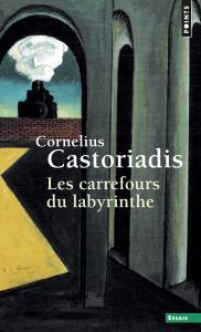 couverture Les Carrefours du labyrinthe