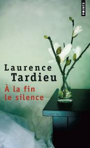 couverture À la fin le silence