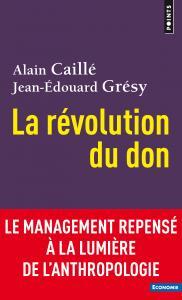 couverture La Révolution du don