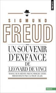 couverture Un souvenir d'enfance de Léonard de Vinci