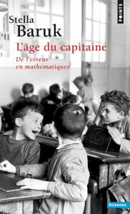 couverture L'Age du capitaine