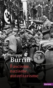 couverture Fascisme, Nazisme, Autoritarisme