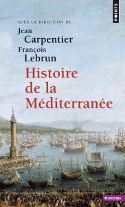 Couverture de l'ouvrage Histoire de la Méditerranée