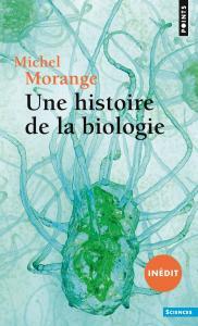 couverture Une histoire de la biologie