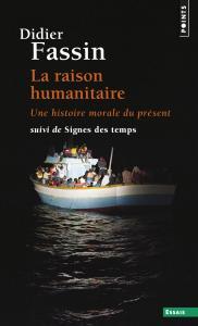couverture La Raison humanitaire