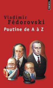 couverture Poutine de A à Z