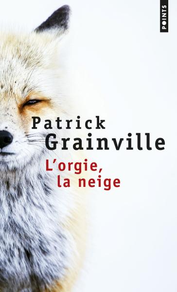 L'Orgie, la neige
