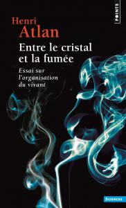 couverture Entre le cristal et la fumée