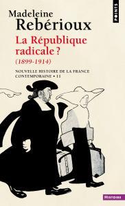 couverture La République radicale