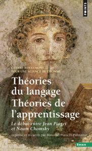 couverture Théories du langage, Théories de l'appre...