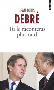 couverture Tu le raconteras plus tard