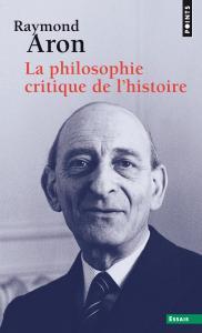couverture La Philosophie critique de l'histoire