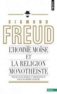 couverture L'Homme Moïse et la religion monothéiste