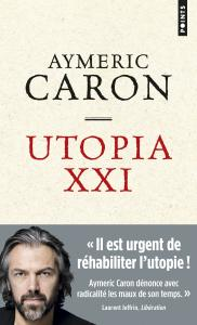 couverture Utopia XXI