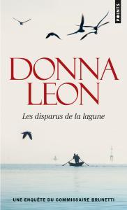 couverture Les Disparus de la lagune