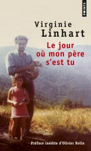 couverture Le Jour où mon père s'est tu