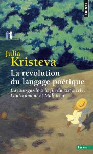 couverture La Révolution du langage poétique
