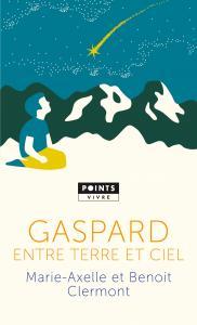 couverture Gaspard, entre terre et ciel