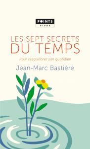 couverture Les Sept Secrets du temps
