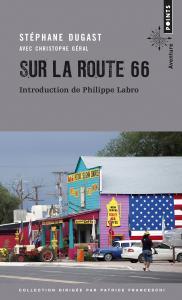 couverture Sur la route 66