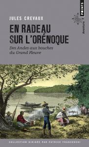 couverture En radeau sur l'Orénoque
