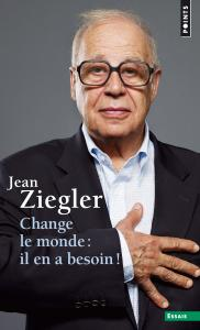 couverture Change le monde : il en a besoin !