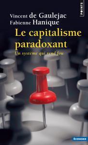 couverture Le Capitalisme paradoxant