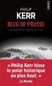 couverture Bleu de Prusse