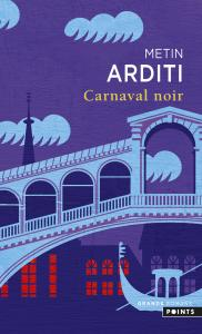 couverture Carnaval noir