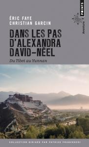 couverture Dans les pas d'Alexandra David-Néel