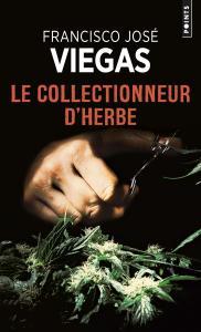 couverture Le Collectionneur d'herbe