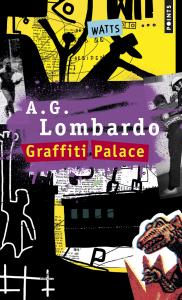 couverture Graffiti Palace