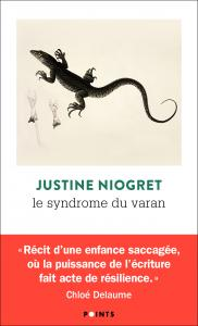 couverture Le Syndrome du Varan