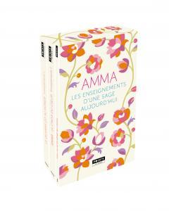 couverture Coffret - Amma, les enseignements d'une ...