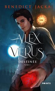 couverture Alex Verus